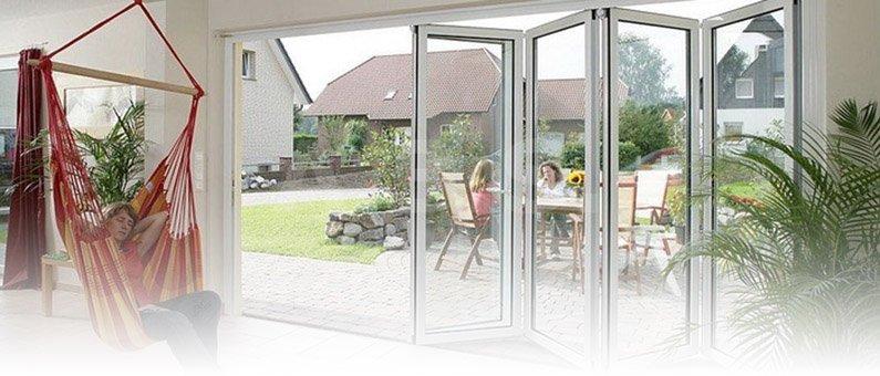 Klizni prozori i vrata Harmonika prozori i vrata