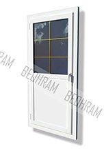 PVC vrata karolaj jednokrilni