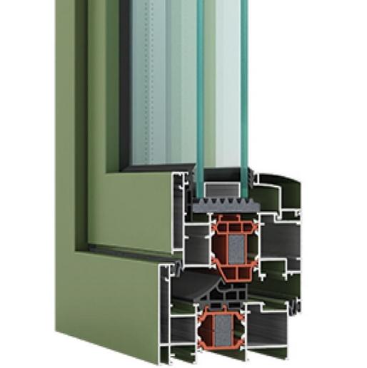 ALU vrata Aluminijumska vrata