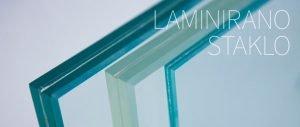 Laminirano staklo ili Pamplex staklo