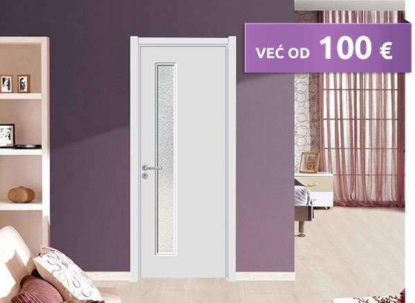 PVC vrata Beohram