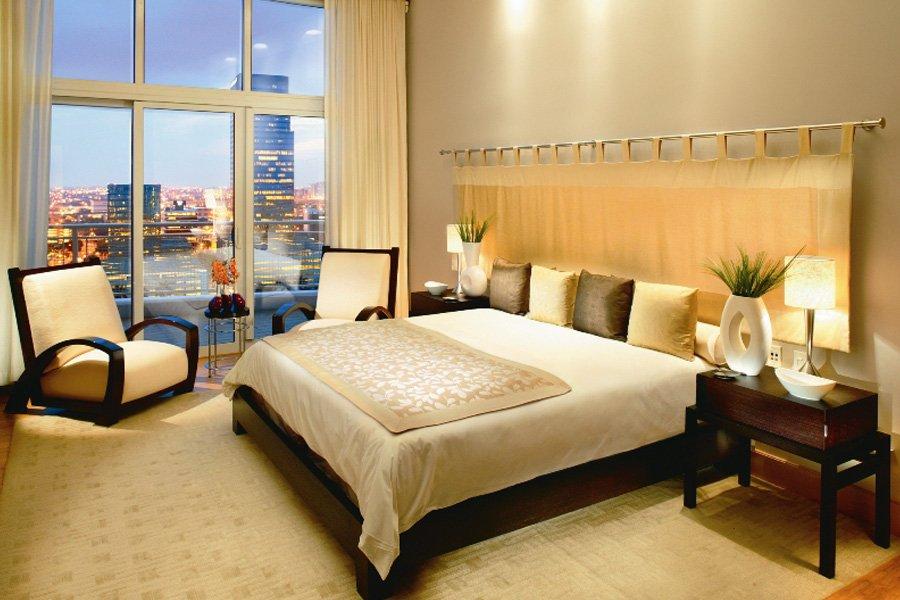 Prozori i vrata u skladu sa Feng Shui metodom - Spavaća soba