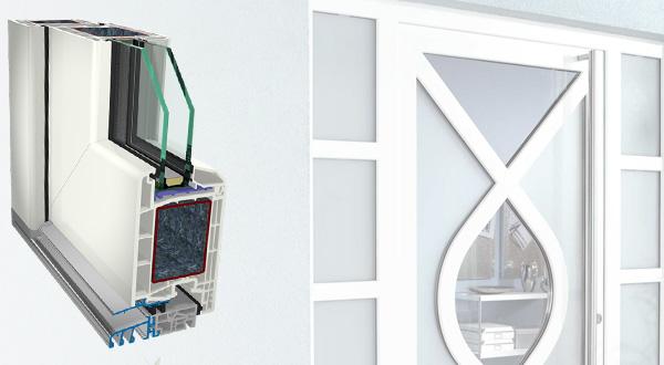 Beohram MAX PVC prozori